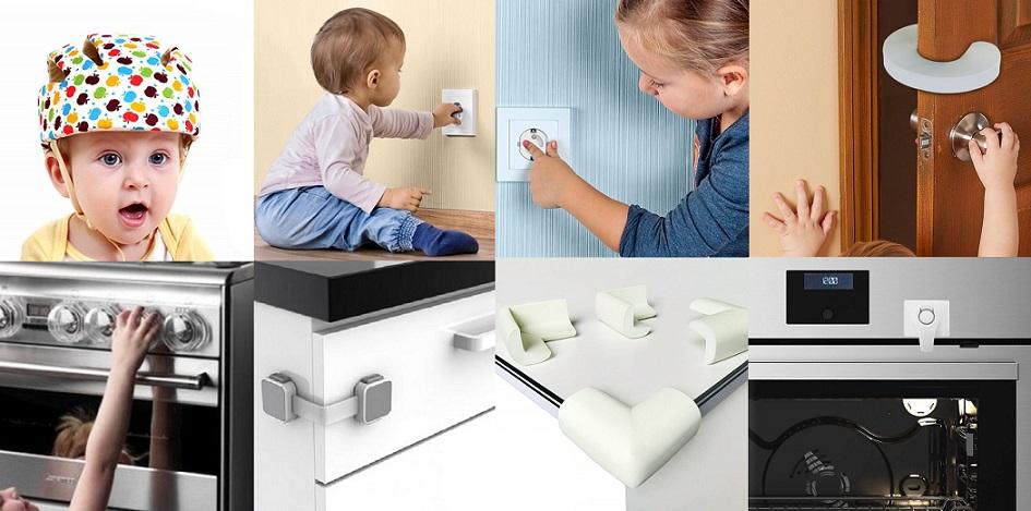 seguridad para el hogar niños y bebes, protección para el hogar niños