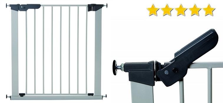 puerta de seguridad para bebes, reja de seguridad para niños