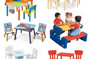 mesas y sillas home
